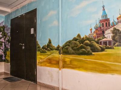 Роспись стен, спас на крови, роспись на стенах, фреска, фрески на стенах, граффити на заказ, роспись в спб, спас на крови рисунок, vsevdecor, спб, санкт-Петербург, москва