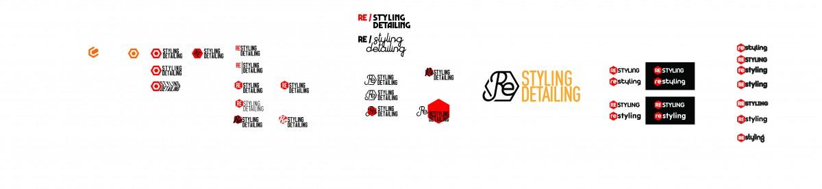 лого-процесс стайлинг
