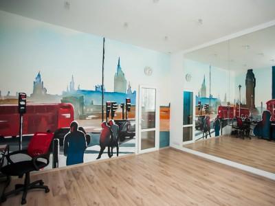 роспись стен лондон, роспись на стенах, граффити, роспись в интерьере, роспись стен, фреска, фрески, vsevdecor, санкт-петербург, москва