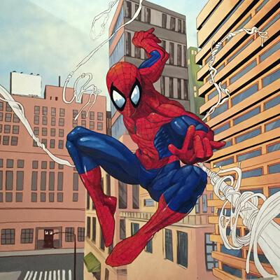 vsevdecor, граффити, дети, человек паук граффити, человек паук роспись стен, человек паук детская комната, graffiti, роспись стен, спб, санкт петербург, москва, детский центр умпа лумпа детская комната, человек паук, spiderman на стене, spiderman, человек паук, человек паук graffiti, spiderman graffiti