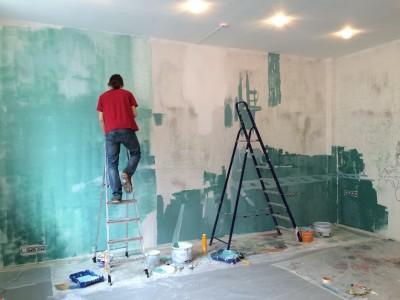Процесс, Роспись стен, Нью-йорк, New-york, graffiti, usa, англия, Бигбэн, роспись на стенах, фреска, фрески на стенах, граффити на заказ, роспись в спб, спас на крови рисунок, vsevdecor, спб, санкт-Петербург, москва
